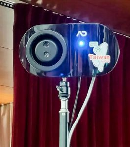 Taiwan donates  infrared  thermal scanners  to allies