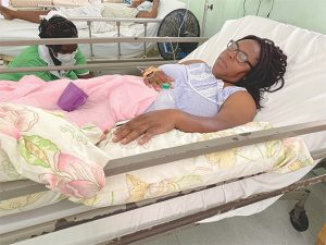 5 covered in Belle Isle landslide,  2 hospitalised