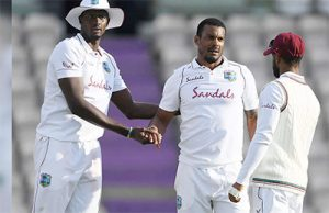 Underdogs West Indies humble  England in first Test