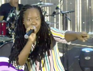 Shena Collis, Chewalee win first Virtual Calypso competition