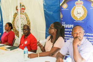 Police present scholarship, bursaries to 67 students