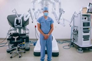 Vincentian doctor helping  to revolutionize surgery  for cancer patients