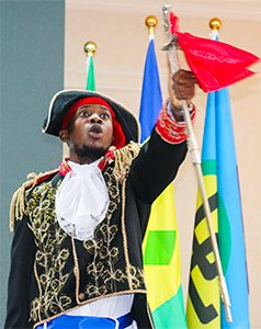 Caribbean Embassies host Emancipation Day celebrations in Taiwan