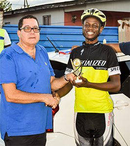 Bailey does double take in national cycling championships