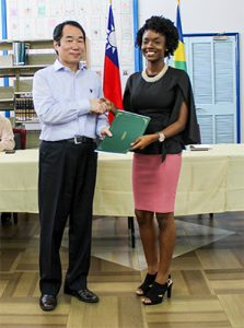 Record high number of Taiwan scholarships