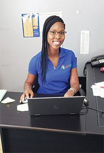 SwiftPac staff operate from Kingstown,  Argyle, Canouan  and regionally