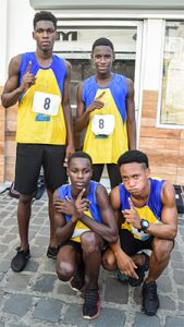 Three titles retained in Round D Town road relay