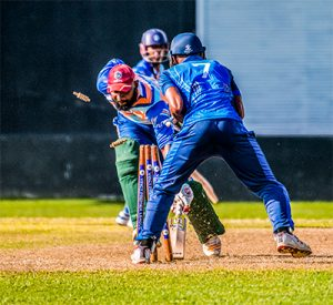 Saints and Radcliffe battle for T/20 cricket honours