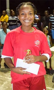 Lower Questelles rises in South Leeward  football competition
