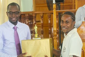 Thirty-nine graduate from Campden Park Technical Institute