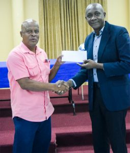 Football clubs receive certificates, outstanding financial assistance