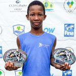 SVGSF hosts invitational swim championships