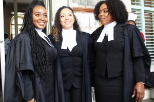 New Barrister-at-Law  promises to maintain high ethical standards