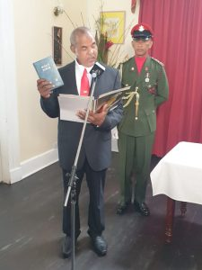 Gonsalves sworn in as PM of SVG for historic 5th term