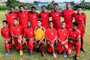 Glenside and System three seeking Arnos Vale football title