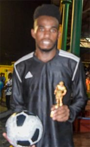Je Belle champs SVGCC invitational football 2020