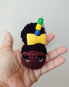 Khloe's Krochet –   creating dolls in the likeness of their owners