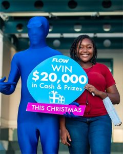 FLOW's Christmas promotion reveals a pile of goodies