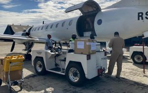 Scientific Team from UWI Seismic Research Centre arrives in SVG