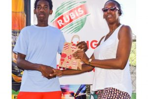 Red Team wins Sweaterz small goal football title