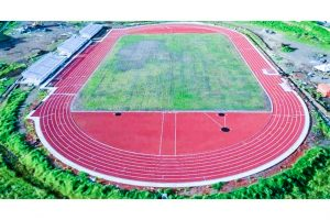 Diamond athletic track being abused by the public