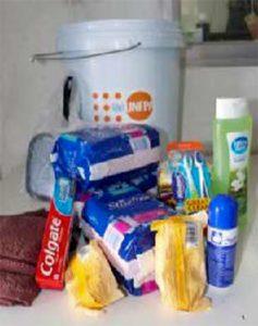 UNFPA donates 400 dignity kits to SVG