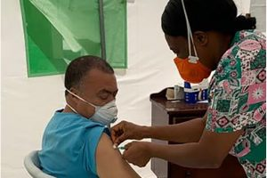 2000 vaccines reserved for health care providers in SVG