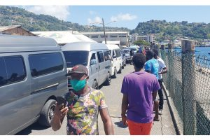 Government, van operators come to partial agreement, but Some demands ridiculous!  – Minister