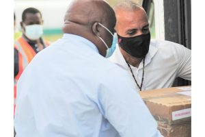 More vaccines arrive in SVG