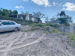 Some orange zone residents return, but face battle with ash