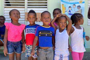 Evacuees  remain positive amidst eruption