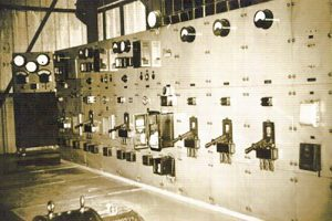 90 years of electrification in SVG