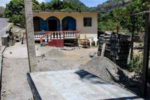 Peto residents daunted by ash