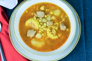 Cuban Corn Stew