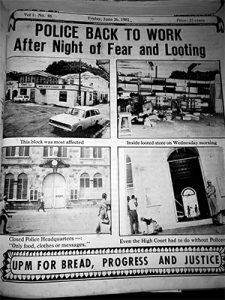 40th anniversary of 1981 Bills: Police Sick-Out; Bills Killed