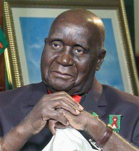 Tribute to Kenneth Kaunda