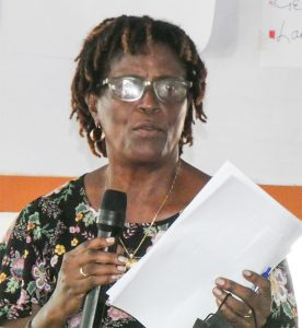 Red Cross official  emphasises the  importance of inclusion