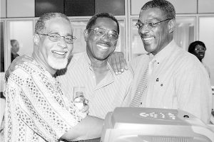 Iconic cricket  photographer laid to rest in Barbados