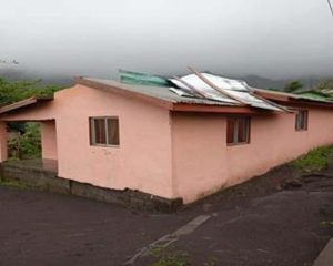 Private homes, public infrastructure sustain damage during passage of Hurricane Elsa