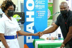 Barrouallie Smart Health Centre  officially opens