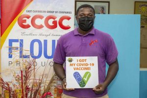 ECGC heading for 100 per cent  vaccinations