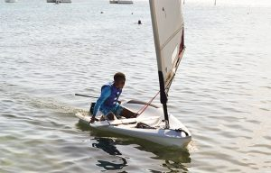 Sailing coaches get down to basics