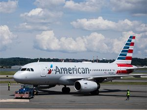 Three international flights expected to land on same day